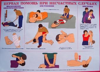 Плакат по безопасности